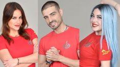 Mónica, Fabio y Mahi en 'Superivientes 2019'