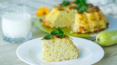 Receta de torta de arroz
