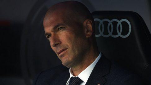 El nuevo Real Madrid de Zidane habla francés (Getty).
