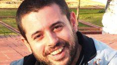 David Campo, padre del hijo de Tania Sánchez.