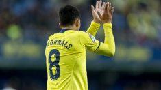 Pablo Fornals (Villarreal Club de Fútbol)