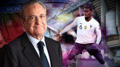 Florentino Pérez podrá fichar a un galáctico más como mínimo para el Real Madrid.