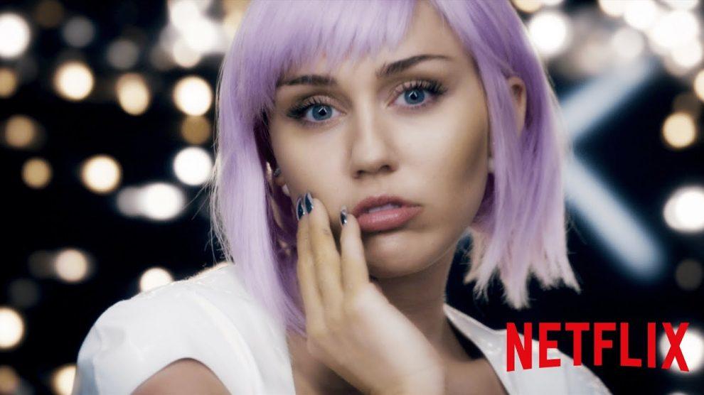 Miley Cyrus, para Black Mirror