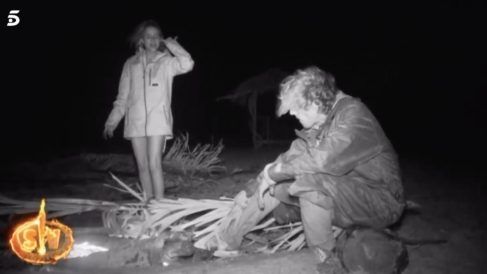 Mónica y Colate en 'Supervivientes 2019'