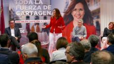 Ana Belén Castejón, nueva alcaldesa de Cartagena @PSOE