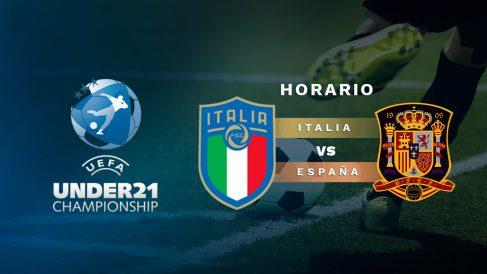 España – Italia: horario y dónde ver el partido de la selección sub21.