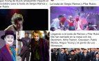 Memes boda Sergio Ramos Pilar Rubio