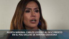 Miriam Saavedra en 'Sábado Deluxe'