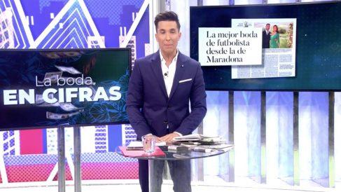 Omar Suárez en 'Sábado Deluxe'