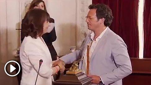Kichi, reelegido alcalde de Cádiz.
