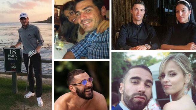Los ausentes en la boda de Sergio Ramos