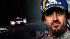 Fernando Alonso ya es bicampeón de las 24 horas de Le Mans.