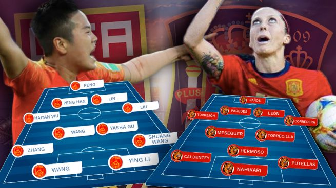 China – España: la Selección no quiere cuentos chinos