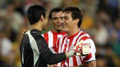 Carlos Alberto Gamarra con Paraguay (AFP)