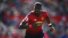 Paul Pogba da un paso adelante para forzar su salida del Manchester United (Getty).