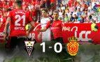 El Mallorca resiste y jugará la final de la promoción contra el Deportivo