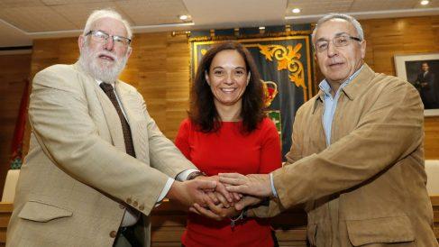 Alejandro Blanco ha unido fuerzas con Getafe por la cooperación.