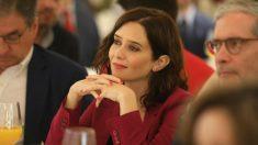 Isabel Díaz Ayuso. Foto: Europapress