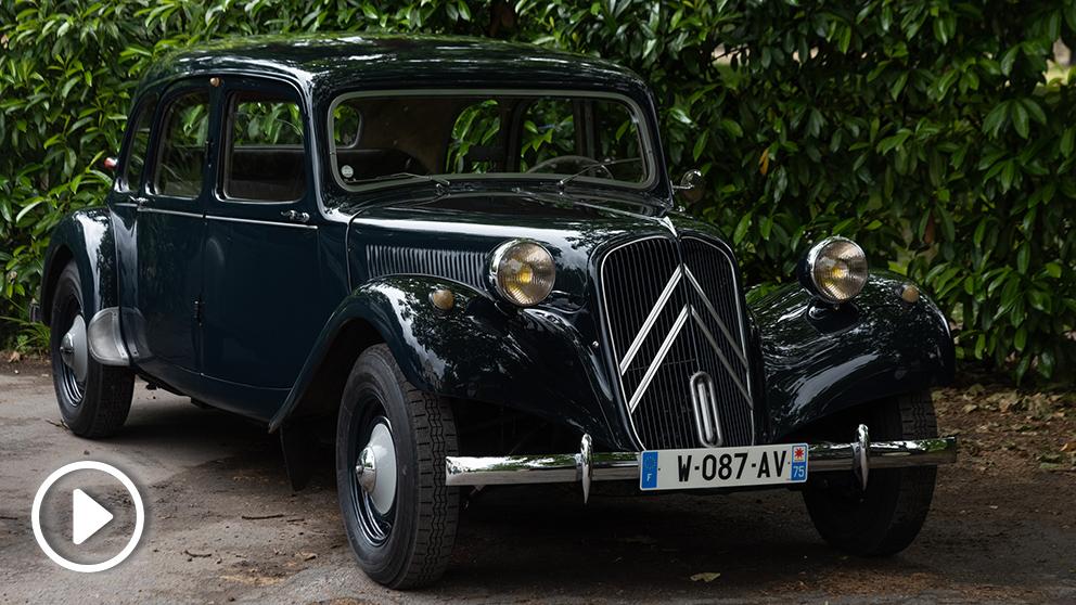 Citroën cumple 100 años.