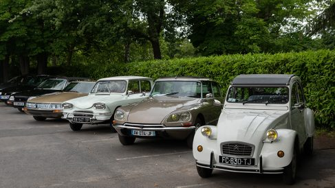 Citroën celebra su 100 aniversario.