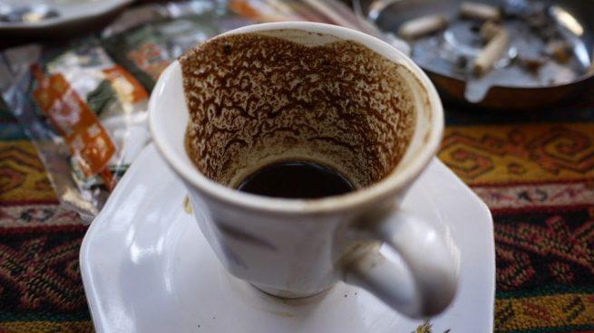 reciclar posos de café