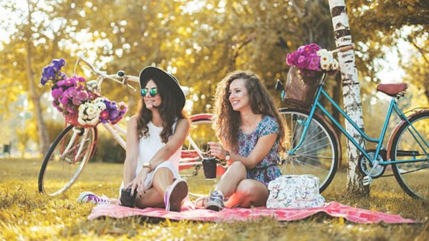 vestirse para picnic verano pasos