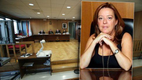 Juez Marisol López Instrucción número 3 Vigo