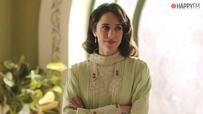 Macarena García cree saber por qué 'La otra mirada' tiene tanto éxito