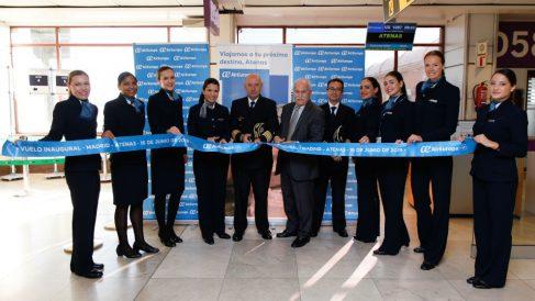Air Europa inaugura sus rutas de verano (Foto: Air Europa)