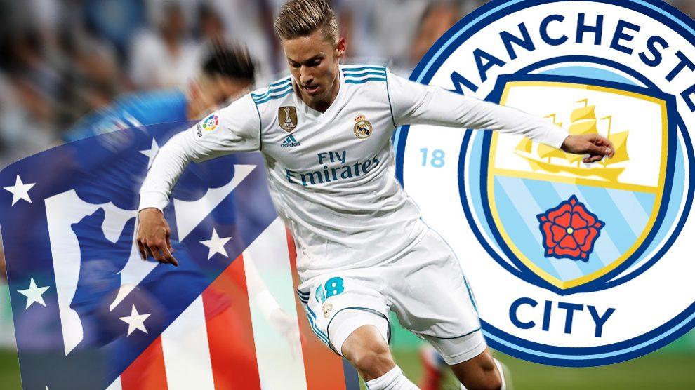 Marcos Llorente está buscando un futuro lejos del Real Madrid.
