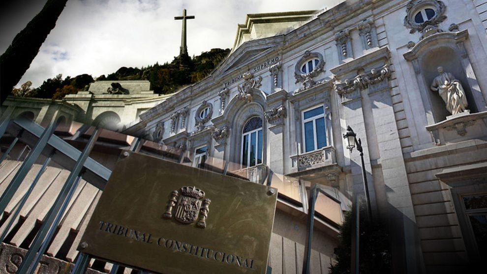 Recurso Inconstitucionalidad Exhumación Franco