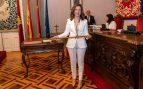 La alcaldesa de Cartagena Ana Belén Castejón. Foto: Ayuntamiento de Cartagena