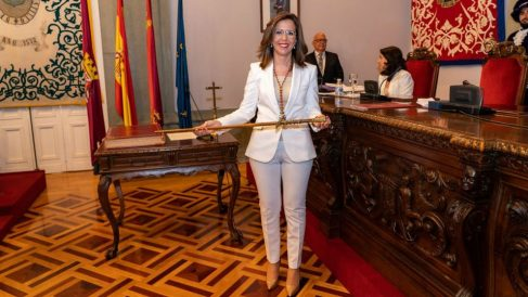 Alcaldesa de Cartagena
