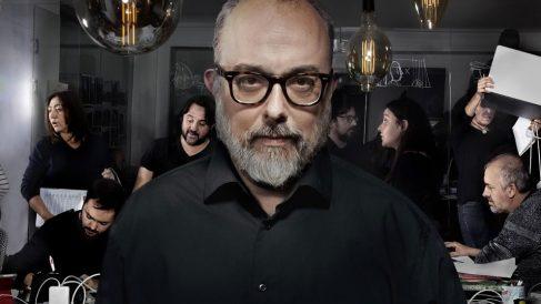 El director de cine español Álex de la Iglesia se lanza a su primer proyecto para el gigante HBO.