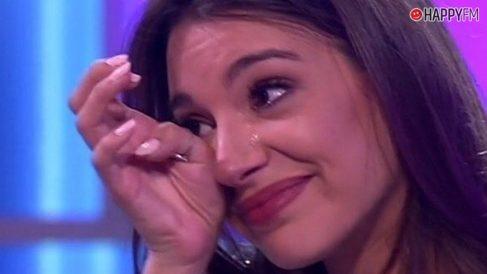 Ana Guerra muestra su emoción