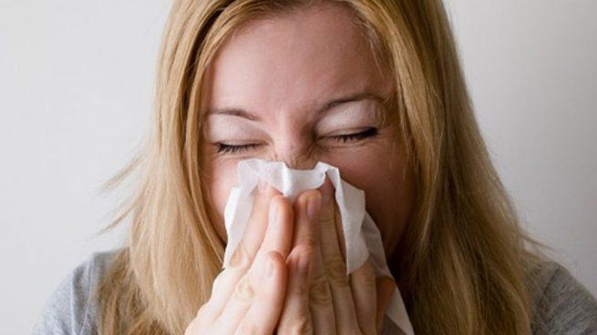 reacción alérgica retardada