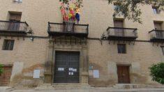 Ayuntamiento de Huesca. Google Maps