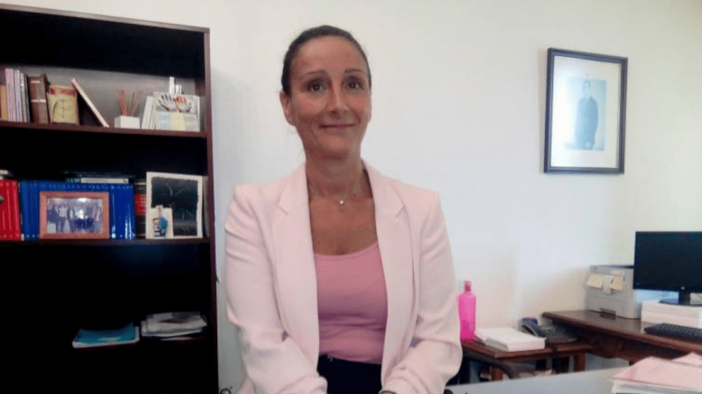 María Núñez, magistrada del caso ERE de Andalucía @EFE