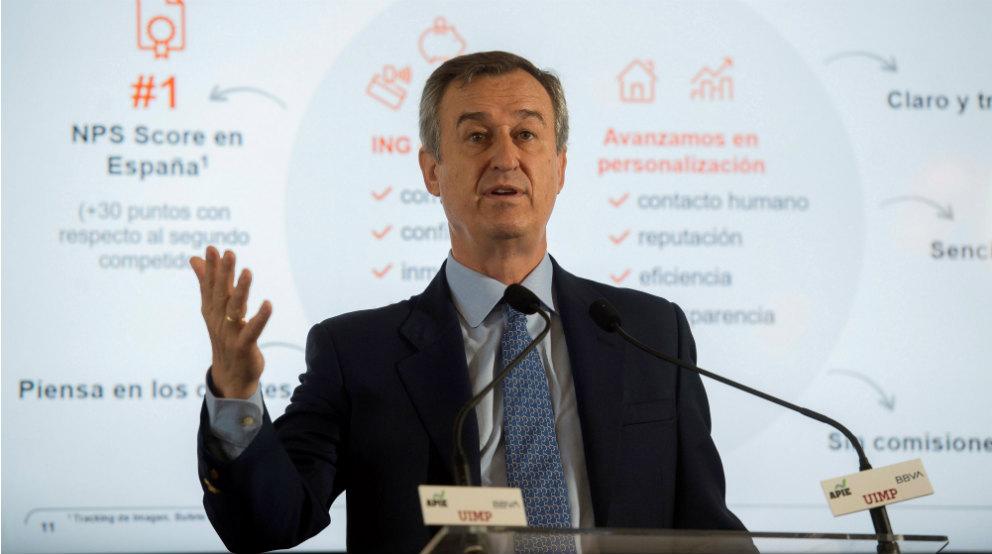 César González Bueno, CEO de Banco Sabadell