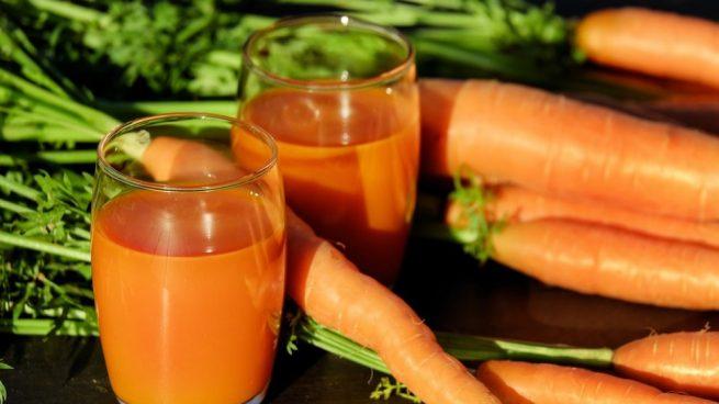 mito de las zanahorias