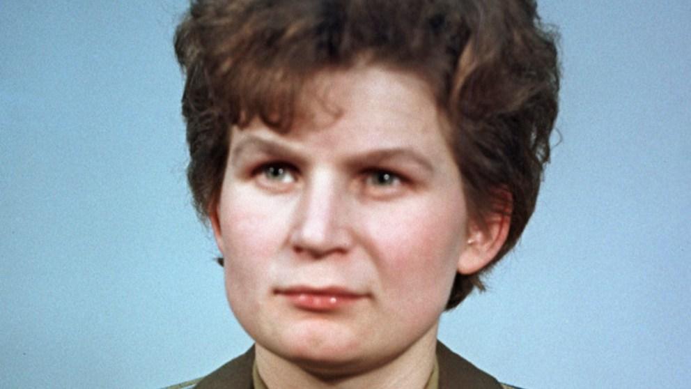 Descubre quién fue Valentina Tereshkova