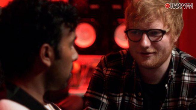 Ed Sheeran y las primeras imágenes de su cameo en 'Yesterday', la película más esperada