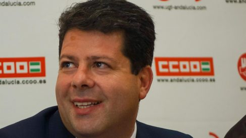 Fabian Picardo, ministro principal de Gibraltar @EP
