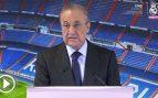 Florentino Pérez: «Nuestra estrategia es la búsqueda del talento emergente»
