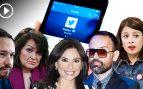 Calvo, Lastra e Iglesias callan ante el ataque homófobo del programa de Risto a un periodista de OKDIARIO: «Le van los maduritos»