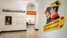 Exposición de la Guardia Civil