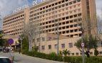 Hospital de Tarrassa donde ha sido atendida la niña de 10 años @Efe