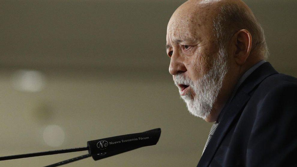 El presidente del Centro de Investigaciones Sociológicas (CIS), José Félix Tezanos. Foto: EP
