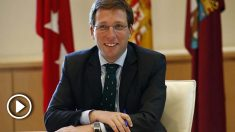 Jose Luis Martínez Almeida, alcalde de Madrid @EP