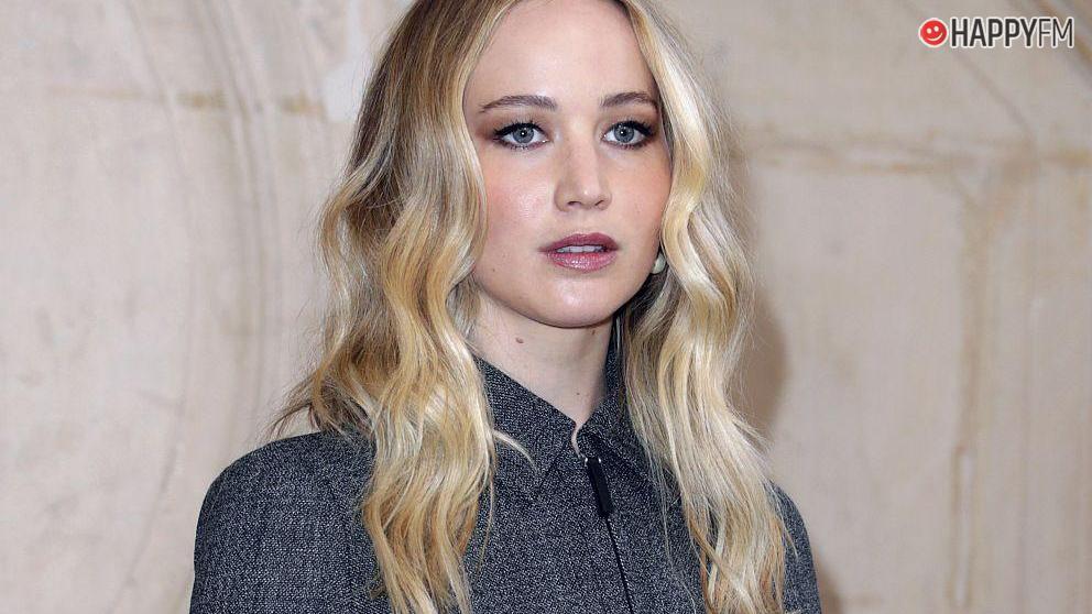 La triste despedida de soltera de Jennifer Lawrence